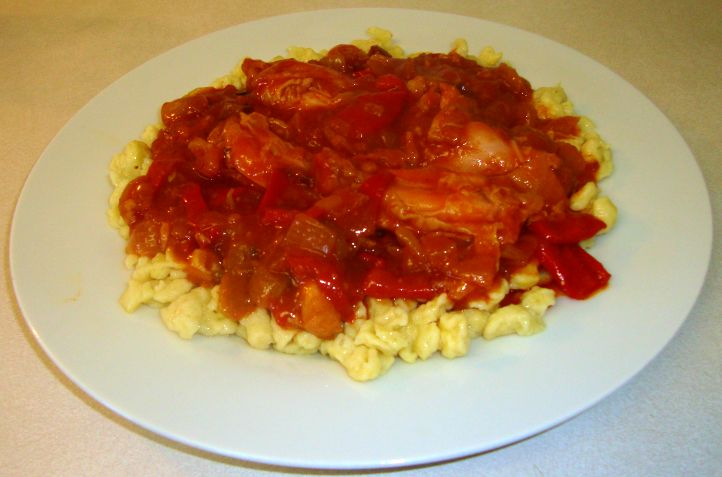 Hungarian Chicken Paprikash is one of Hungary's best known culinary treasures - Helen M. Radics' Video Recipe Chicken Paprikash is one of Hungary's culinary treasures and its reputation is well deserved.  Helen M. Radics' photos & videos https://www.youtube.com/watch?v=sEjbt49etS4