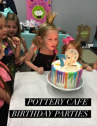Pottery Cafe Tyler Texas | Canvas, Cork, Pottery and more…