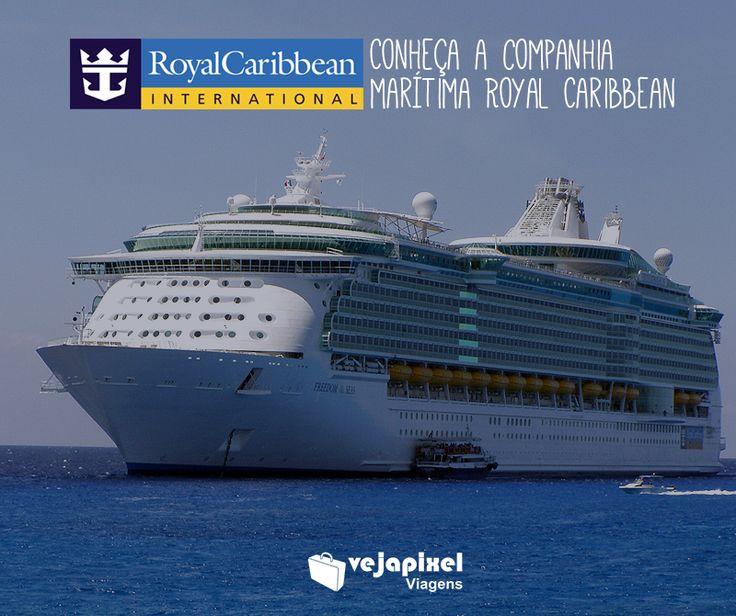 Está em busca da melhor experiência em cruzeiros marítimos?  Então você não pode deixar de conhecer a Royal Caribbean International, uma empresa que opera cruzeiros desde 1968!  Vem dar uma olhada: http://scup.it/6e7d