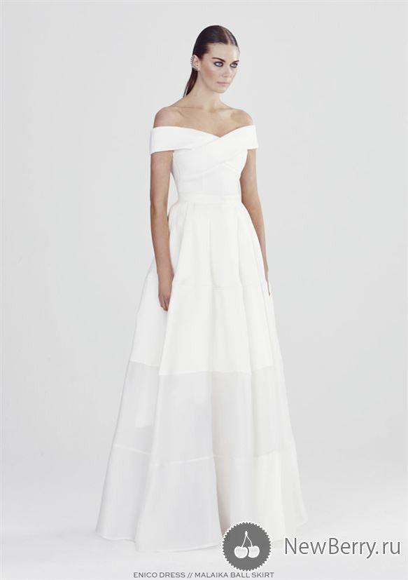 Свадебные платья Rachel Gilbert весна-лето 2016