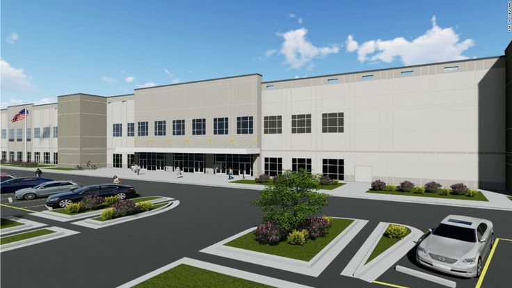Once the world's largest mall now an Amazon fulfillment center http://ift.tt/2vgYJgA