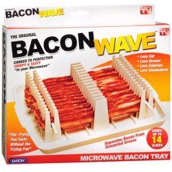 Bacon Wave Bacon Wave - 1 ea