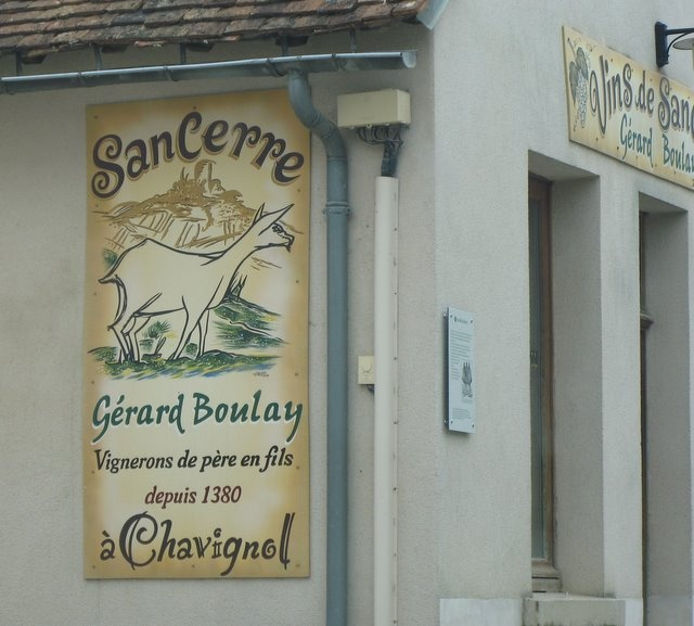 Sancerre | French Wine appellation. My fav wine! Want to find this cafe...   #monogramsvacation