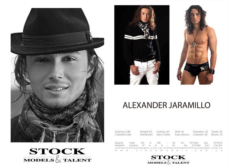 Alexander Jaramillo - Modelo Stock Models -