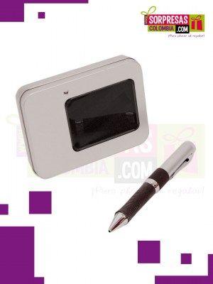 ESFERO CON MEMORIA USB Déjate cautivar por los más hermosos detalles. Servicio de atención al cliente: Tel: 3004198. Cel / Whatsapp: 300 320 47 27. Tienda online-Colombia.