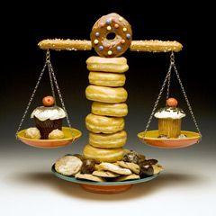Бухгалтерский учет калорий после диеты ( Продолжение)