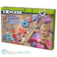 SES Kristallen sieraden - Koppen.com