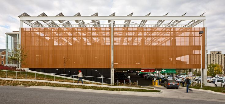 Gallery of The University of Northern Iowa's Multimodal Transportation Center / substance - 3