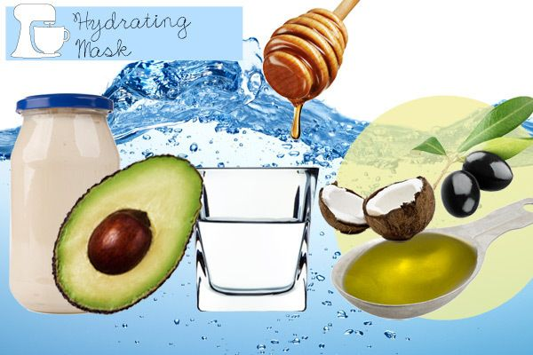 All-Natural Hair Mask Recipes: Hydrating