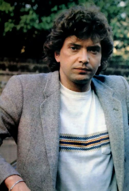 Martin Shaw, star of The Professionals