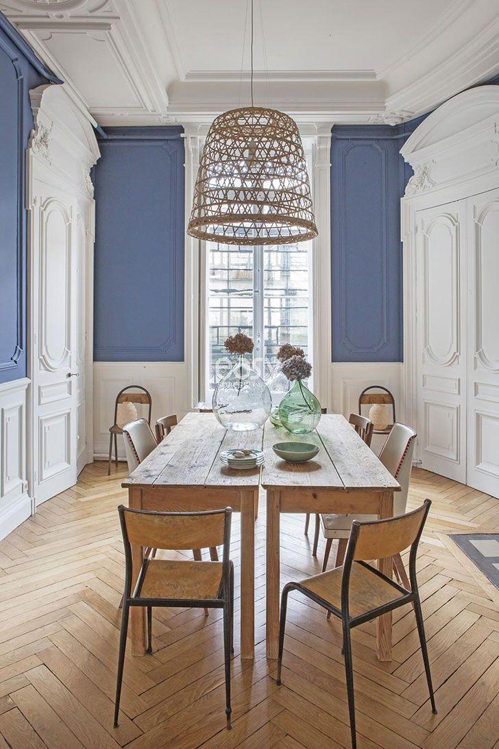 Timeless Design Haussmann Style Apartment In Lyon Arredamento D