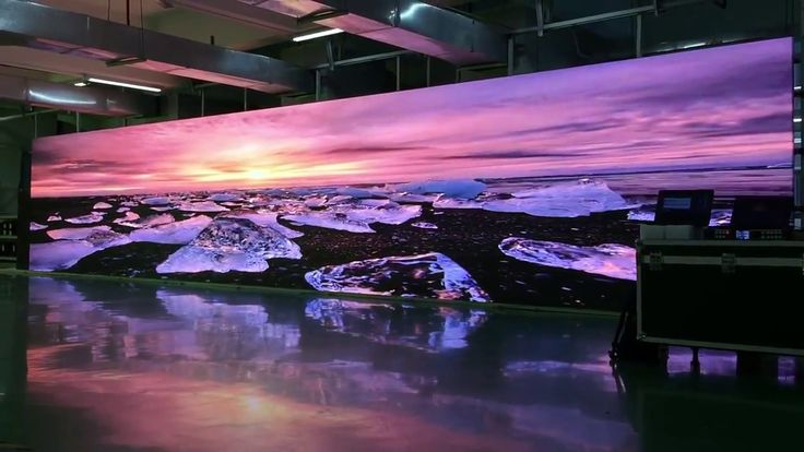 Conference Stage Nightclub P3.75 Indoor HD LED Display Screen
