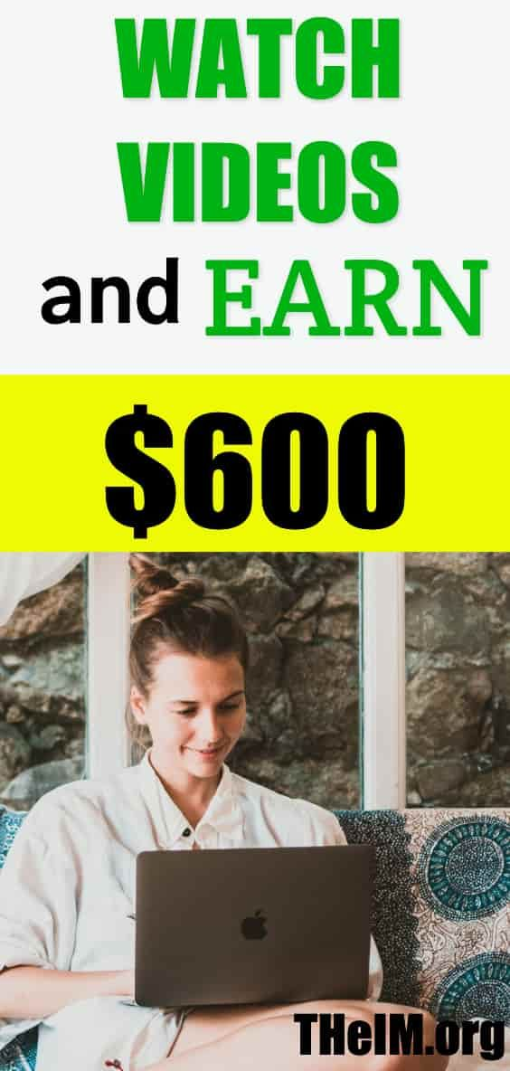 Get Paid $600 To Watch Videos Online From Top 10 Sites In 2019!
