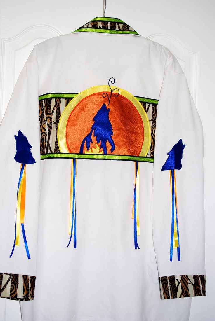 ribbon shirts native american