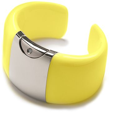 Armida Touch bracelet - fragrance dispenser Sunflower    @armidatouch  http://www.armidatouch.com/create-bracelet
