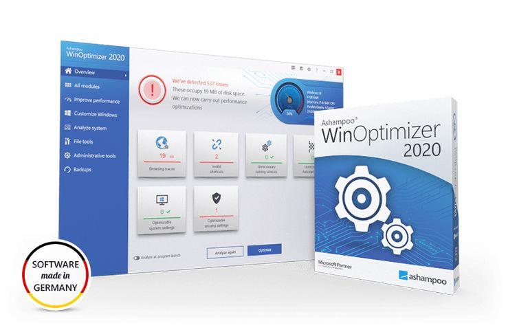Ashampoo winoptimizer 2020 pc review free full version