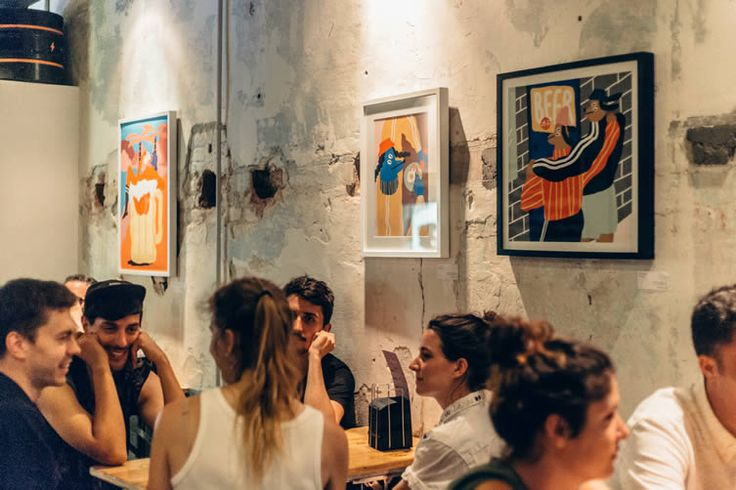 Forthcoming independent magazine, Caña, celebrates Beer Culture with the launch of Barcelona exhibition...