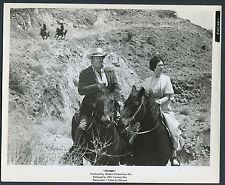 Hombre '67 RICHARD BOONE BARBARA RUSH HORSES RARE