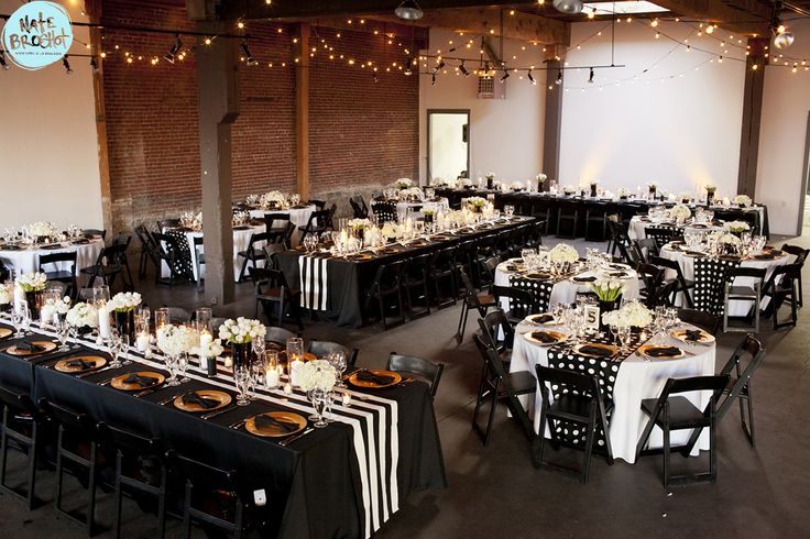 17 Best Ideas About Black Tablecloth Wedding On Pinterest