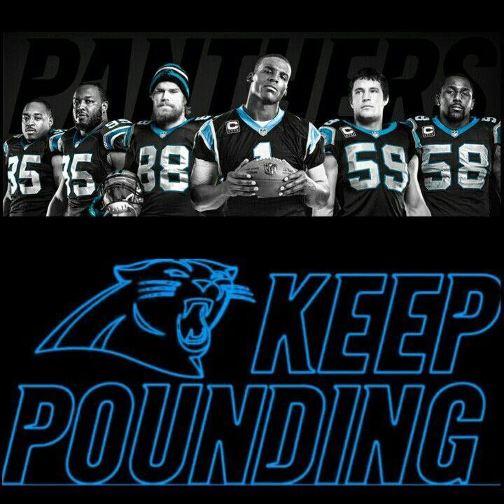 Panthers Football ... Keep Pounding