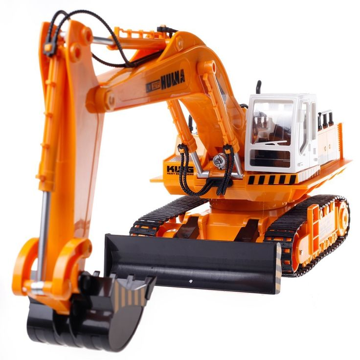 56.54$  Watch here - http://alio3h.worldwells.pw/go.php?t=32422403227 - 11CH RC Excavator Toys 2.4G  Remote Control Engineering Truck Digger Truck Model Electronic Excavator Heavy Machinery Toy 56.54$
