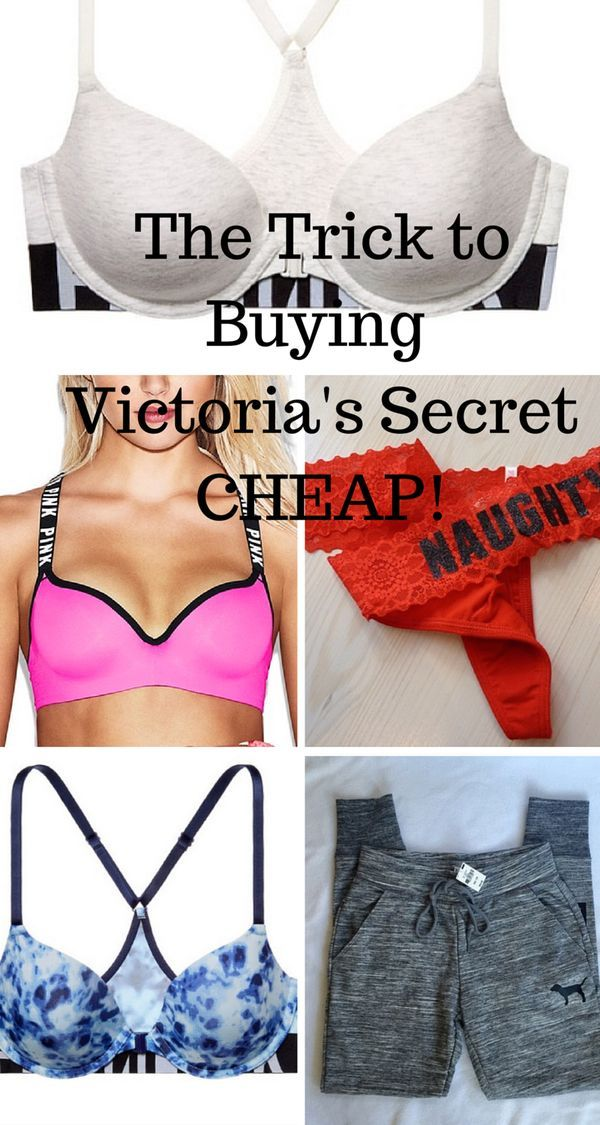 Victoria's Secret at up to 70% off retail prices. Don't miss out on the sale. Click image to install the FREE Poshmark app now.