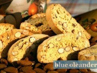 Italian Biscotti di Prato