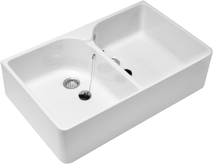 16 best Kitchen Sinks images on Pinterest Ceramic sink, Kitchen - evier cuisine ceramique a poser