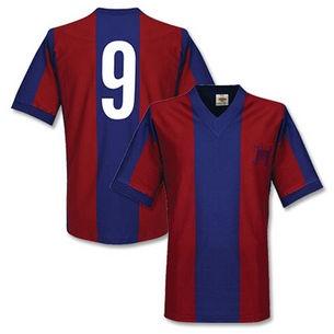 FC Barcelona 1970s Cruyff Classic Home Shirt