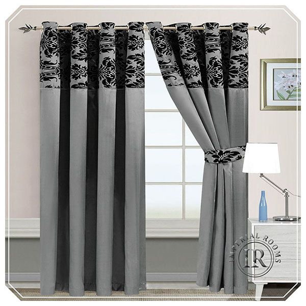our lined drapes offer a gr&, regal quality associated with the Baroque era, perfect for adding effortless elegance to your interior.  #bedroom #bedroomideas #bedroomdecor #bedroomdesign #bedding #homedecor #home #homedecorideas #homemade #homestyle #bed #duvetcover #curtains #bed_sheets #linen