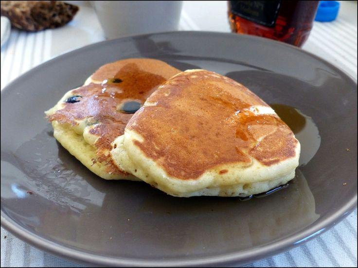 Les pancakes parfaits : épais, moelleux et rapides à préparer !