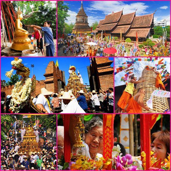 Chiang Mai Songkran Festival 2014