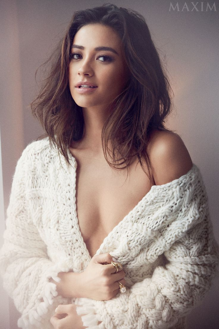 She's a really alluring woman.