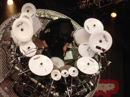 Joey JordisonBangs Ems, Drums Sets, Stones Sour, Joey Jordison