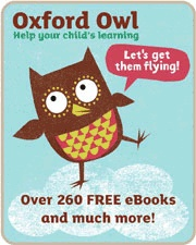 Oxford Owl - grammar and other activities