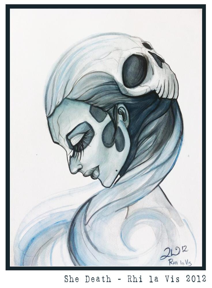 She Death - Rhi la Vis 2012