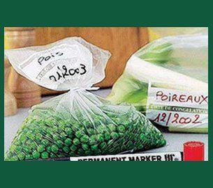 Comment congeler ses légumes d'été pour l'hiver ?