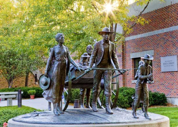 Mormon Trail Center at Historic Winter Quarters