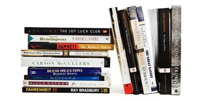 The NEA's Big Read - How many Big Read books have you read?