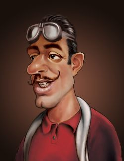 Jeremy Martin, Cognac, (FRA), Nickname: Rémy, Rider type: Sprinter