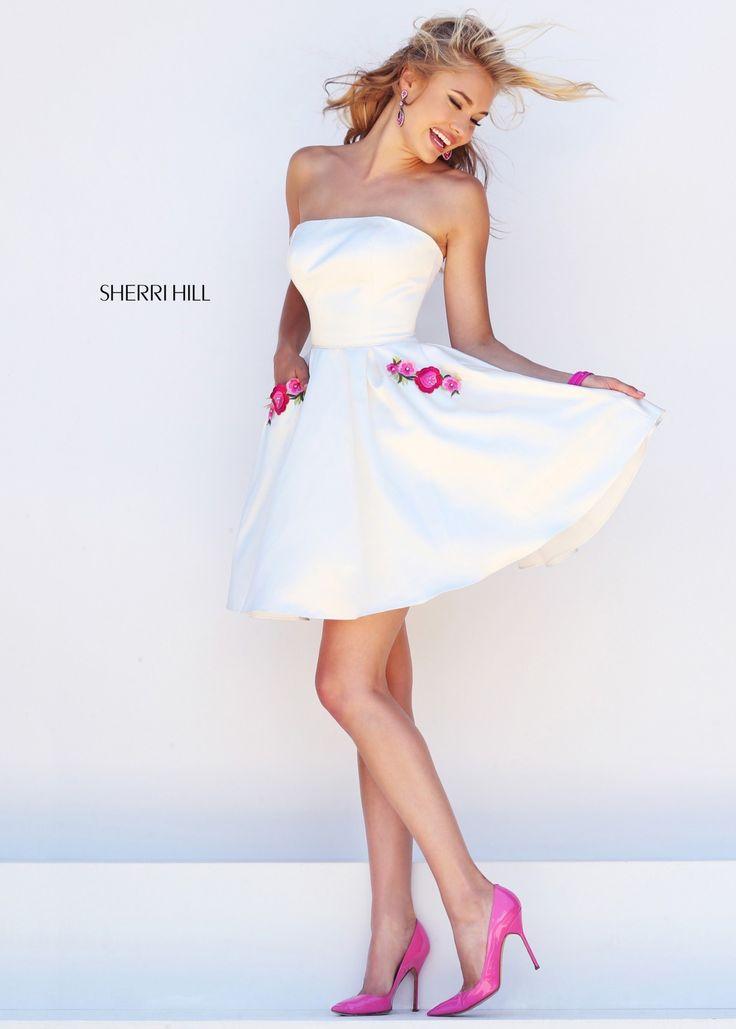 We love dress season and we LOVE Sherri Hill 50220 ...