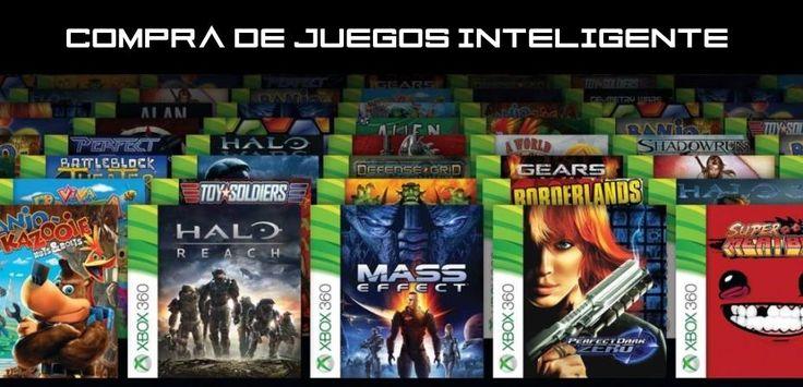 Compra juegos de forma inteligente