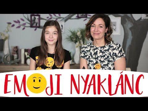 Emoji Nyaklánc Szandival! Nyerd meg a dedikált nyakláncot (LEZÁRULT)- INSPIRACIOK.HU | Csorba Anita - YouTube