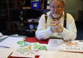 Glasgow legend Alasdair Gray!  Join itison for a BAFTA Scotland exclusive showing of Aladsdair Gray, a Life in Progress with Q&A afterwards!