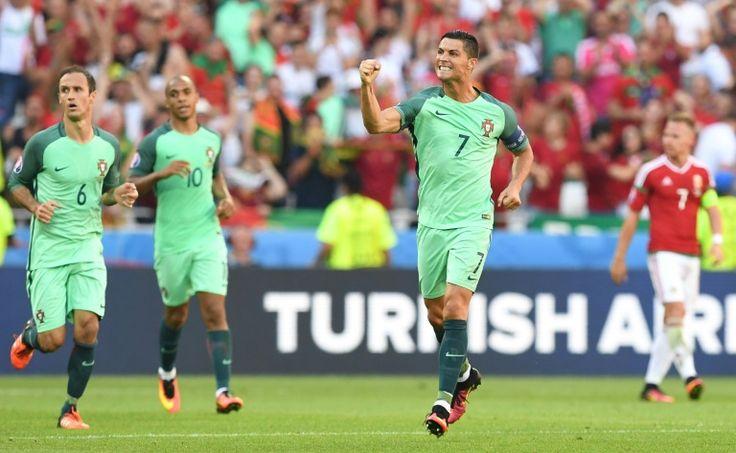 Bàn thắng ghi dấu sự trở lại của HLV Ronaldo