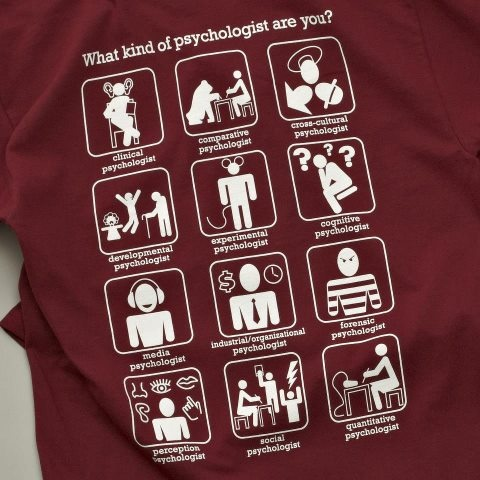 Psi Chi T Shirt! | Psi Chi Merchandise | Psychology major ...
