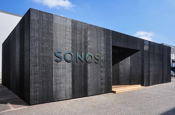 Stockwerk 1 . SONOS Pavillon