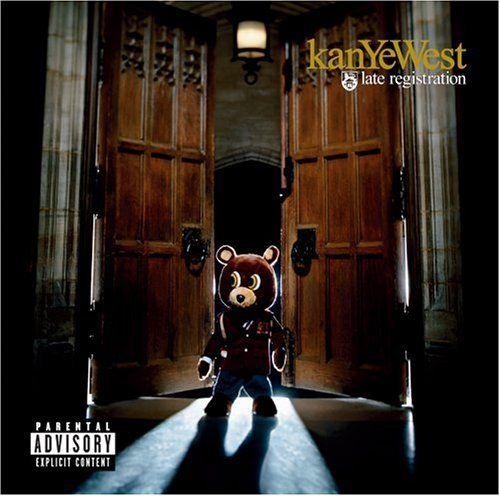 Kanye West - Late Registration 2XLP