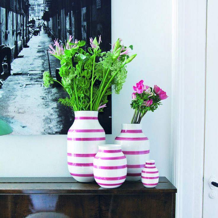 Kahler Design Omaggio Vase at FunktionAlley