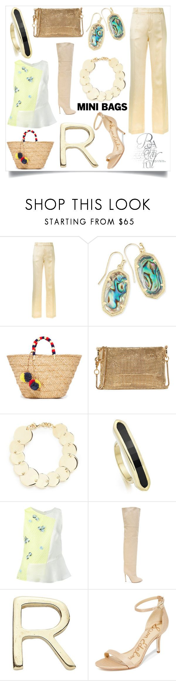 """""""Vanity is the healthiest"""" by emmamegan-5678 ❤ liked on Polyvore featuring Joseph, Kendra Scott, Kayu, Eddie Borgo, Monica Vinader, 3.1 Phillip Lim, Yeezy by Kanye West, Loquet, Sam Edelman and modern"""